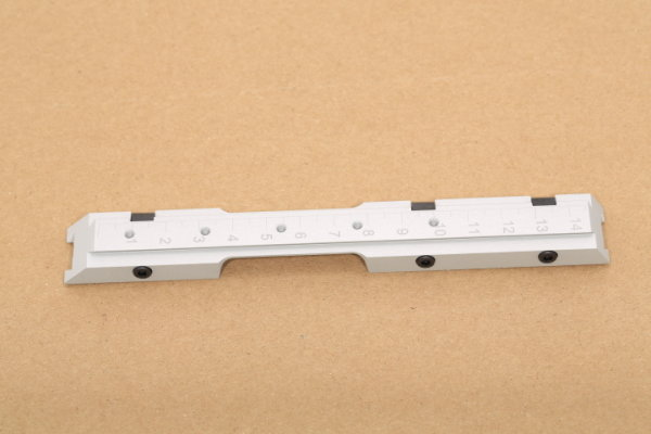 2811651 - Erhöhung hinten / Brücke kpl.